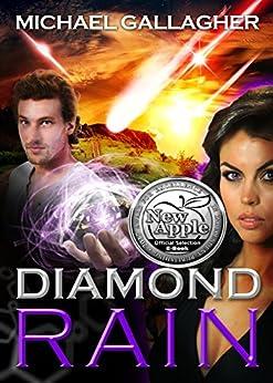 Diamond Rain: Quantum Breakthrough Mossad Thriller (The Kefira Mossad Series Book 2) (English Edition) di [Gallagher, Michael James]