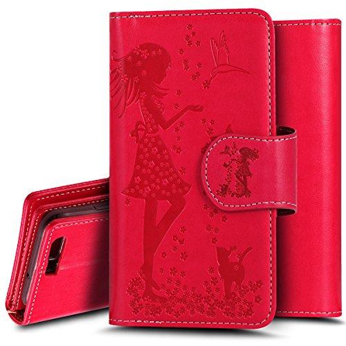 custodia-cover-per-huawei-p10-ukayfe-luxury-puro-colore-flip-custodia-modello-goffratura-donna-e-gat
