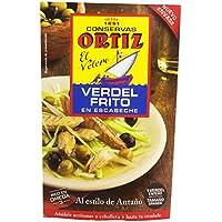 Ortiz El Velero - Verdel frito - en escabeche - 185 g