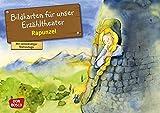 Rapunzel: Bildkarten für unser Erzähltheater. Entdecken. Erzählen. Begreifen. Kamishibai Bildkartenset. (Märchen für unser Erzähltheater)