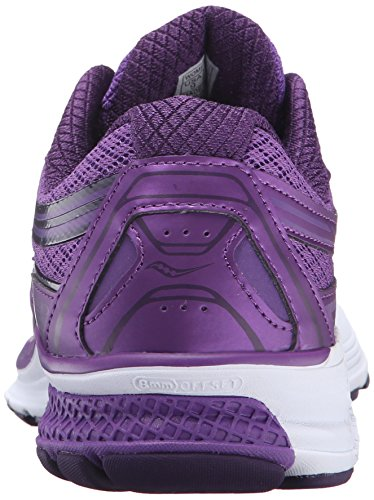 Guida Di Saucony 9 W Ladies Running Shoes Uva