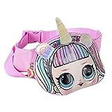 L O L Surprise! | Mädchen Gürteltasche | Mädchen Tasche | Handtasche | Einzigartiges und exklusives Design! | Das perfekte Geschenk! | Groß für Feiertage u. Tägliche Tasche! | Unicorn Bauchtasche! |