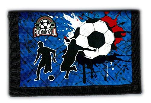 Fútbol Niños Monedero Cartera Fútbol