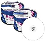 MediaRange CD-R 700MB 52x printable, 100er-Spindel