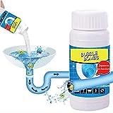 ningxiao586 WC-Beckenreiniger Boom Wash WC-Blase, für Starke Reinigung/Ausbaggerung/Desodorierung, Sauerstoff-Aktivschaum-Tiefen-Selbstreiniger für Toiletten, Bidets und Urinale, 2 Flaschen