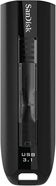 SanDisk Extreme Go USB 3.1 Flash Drive 128GB - SDCZ800-128G-G46