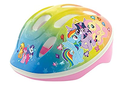 My Little Pony Girl Safety Helmet, Pale Blue, 48-52 cm by MV Sports and Leisure Ltd