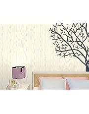 Oren Empower Shade of Ivory DIY Wallpaper (WXH - 45X330cm)