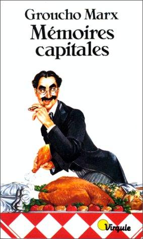Marx Groucho - Mémoires
