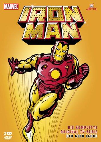 Bild von Iron Man - Die komplette original TV-Serie (2 DVDs)