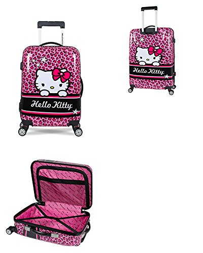 hello-kitty-bagage-cabine-multicolore-multicolore-711-cm