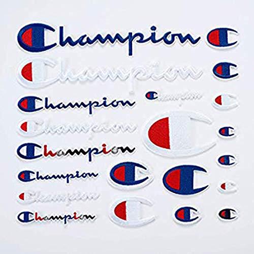 Champion Patches Abzeichen Stickerei DIY Bügeln Nähen, für Tuch Schuh Hut Tasche Dekoration 20 stücke (zufällig)