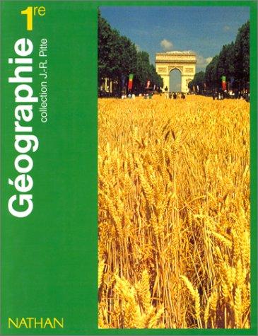 Géographie, 1re
