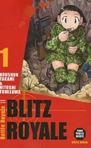 Blitz Royale - BR II Edition simple Tome 1