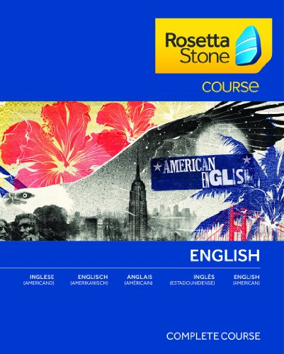 Rosetta Stone Course - Komplettkurs Englisch (Amerikanisch) [Download]