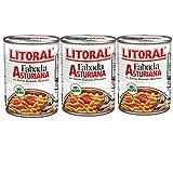 Fabada Asturiana Litoral 435gr - [Pack 3]