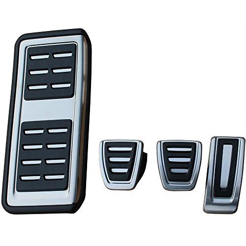 Audi 8X1064200B Pedalkappen-Set für A1 (Pa) Linkslenker Handschalter mit Fußstütze Test