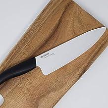 Kyocera GEN Series Ceramic Big Professional Chef´s Knife, White/Black, 20 cm