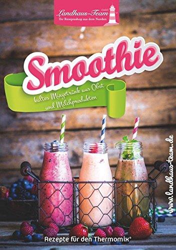 Smoothie: kaltes Mixgetränk aus Obst und Milchprodukten (Krebs Smoothies)