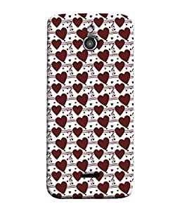 PrintVisa Designer Back Case Cover for InFocus M2 (Music is love Love songs)