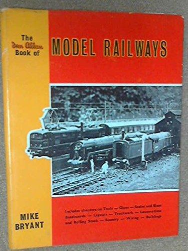 THE IAN ALLAN BOOK OF MODEL RAILWAYS