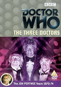 Doctor Who - The Three Doctors [1972] [DVD] [1963]