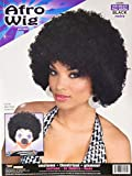 Forum Novelties Afro Black Adult Costume Wig