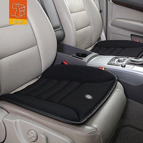 Preisvergleich Produktbild Steißbein Pflege Memory Foam Sitzkissen Antiskid cushion Hochwertige Gewebe Sitzpolster in Reisen/Büro/Haus/Auto (Schwarz)