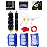 10Pcs/12Pcs/15Pcs/18Pcs/Set Sweeping Robot Replacement Parts Kit For iRobot For Roomba 600/700 Series #272001 : 700 Series 18pcs