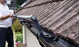 Progutter Half Round Gutter Cleaning Scraper Amazon Co Uk