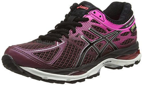 asics-gel-cumulus-17-g-tx-womens-running-shoes-black-royal-burgundy-onyx-pink-glow-2999-7-uk-405-eu