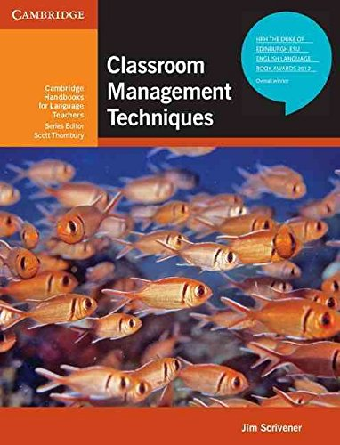 [Classroom Management Techniques] (By: Jim Scrivener) [published: March, 2012]