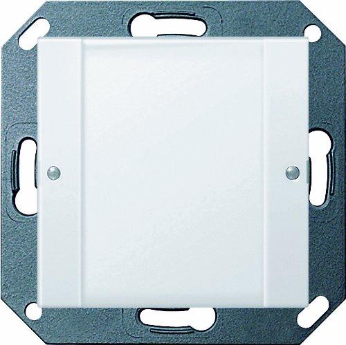 Gira 2001100 Tastsensor 2 potentialfrei System 55 1-fach 24 V klar, reinweiß -
