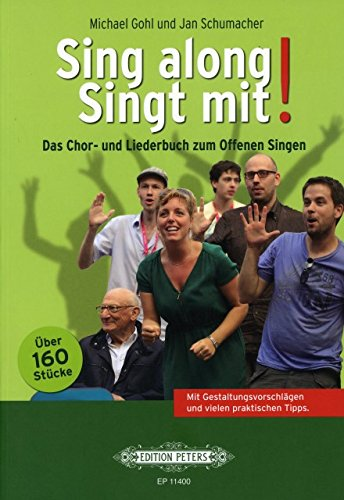 Sing Along - Singt Mit! Chant