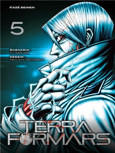 Terra Formars Edition simple Tome 5