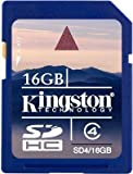 Kingston 16GB SD SDHC Memory Card Stick For Panasonic Lumix DMC TZ3, Lumix DMC TZ4, Lumix DMC TZ5, Lumix DMC TZ6, Lumix DMC TZ65, Lumix DMC TZ7 Digital Camera