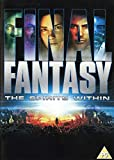 DVD Cover 'Final Fantasy: The Spirits Within [UK Import]