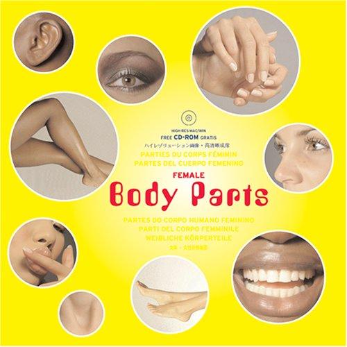 Body Parts + CD ROM (Agile Rabbit Editions) por Pepin Press