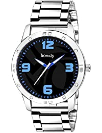 Howdy Men Stainless Steel Chain Watch (howdy-ss690)