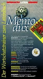 MemoDux. Roma. CD-ROM für Windows und Macintosh. Multimedialer Wortschatztrainer.  (Lernmaterialien)