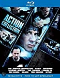 Action Collection - 10-Disc Box Set ( The Jewish Connection (Holy Rollers) / Pawn / Offender / Seeking Justice / The Courier / Rambo (Rambo IV) / Unrivaled (The Boxer) / Gamer / True Legend (Blu-Ray)