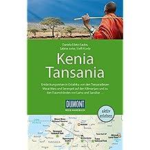 DuMont Reise-Handbuch Reiseführer Kenia, Tansania: und Sansibar, mit Extra-Reisekarte