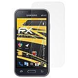 atFolix Schutzfolie für Samsung Galaxy J1 Mini (2016) / Galaxy J1 NXT Displayschutzfolie - 3 x FX-Antireflex blendfreie Folie