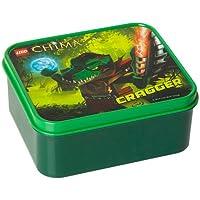 LEGO Lizenzkollektion 40501719 - Legends of Chima Brotdose mit Cragger-Motiv, grün preisvergleich bei kinderzimmerdekopreise.eu