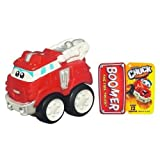 Funskool Tonka Chuck & Friends Boomer The Fire Truck - RED, 12M+
