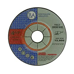 4.5 x1/4 x7/8 Pro Depressed Center Grinding Wheel - 25 Pack