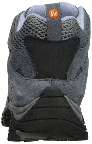 Merrell Moab Mid WTPF Large Chaussures de randonnée Grey/Periwinkle