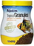 Aqueon 06191 Tropical Granules Fish Food, 6-1/2-Ounce