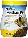 Aqueon 06191 Tropical Granules Fish Food, 6-1/2-Ounce