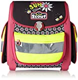 Scout 137250147 Mochila Negro, Cal, Rosa mochila escolar - mochilas escolares (Mochila, Chica, Grade & elementary school, Negro, Cal, Rosa, Imagen)